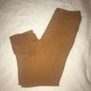 Pants - Forever 21 Brown Ankle Pant